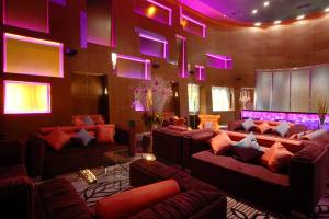 Here is a VIP room for VIP customers at Major Cineplex Cambodia.