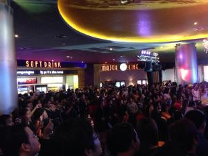 View inside the Major Cineplex !!!