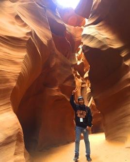 Amazing Antelope Canyon !!!